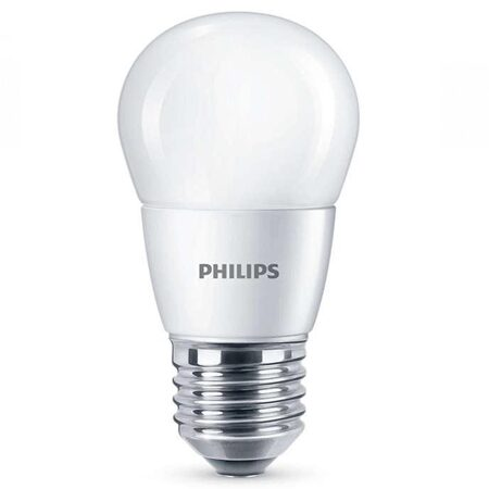 LED Лампа ESSimple Candle P48 6.5-60W E27 827 FR ND RCA (Philips)