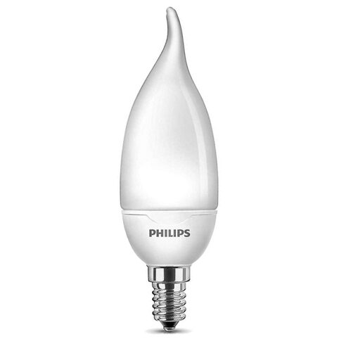 LED Лампа ESSimple Candle BA35 6.5-75W E14 840 FR ND RCA (Philips)