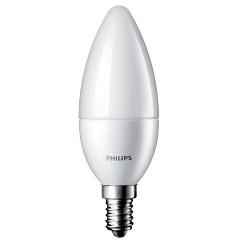 LED Лампа ESSimple Candle B38 6.5-60W E14 827 FR ND RCA (Philips)