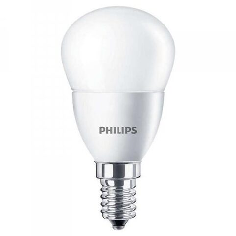 LED Лампа ESSimple Candle P48 6.5-60W E14 827 FR ND RCA (Philips)